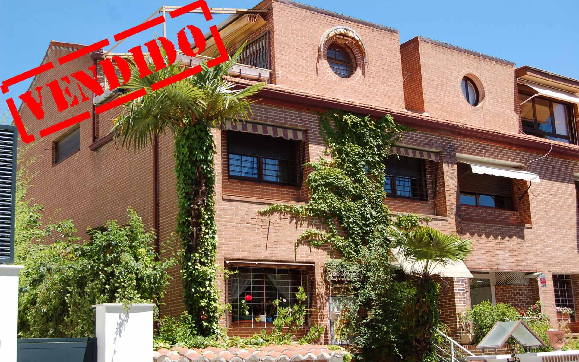 Chalet en Arturo Soria vendido