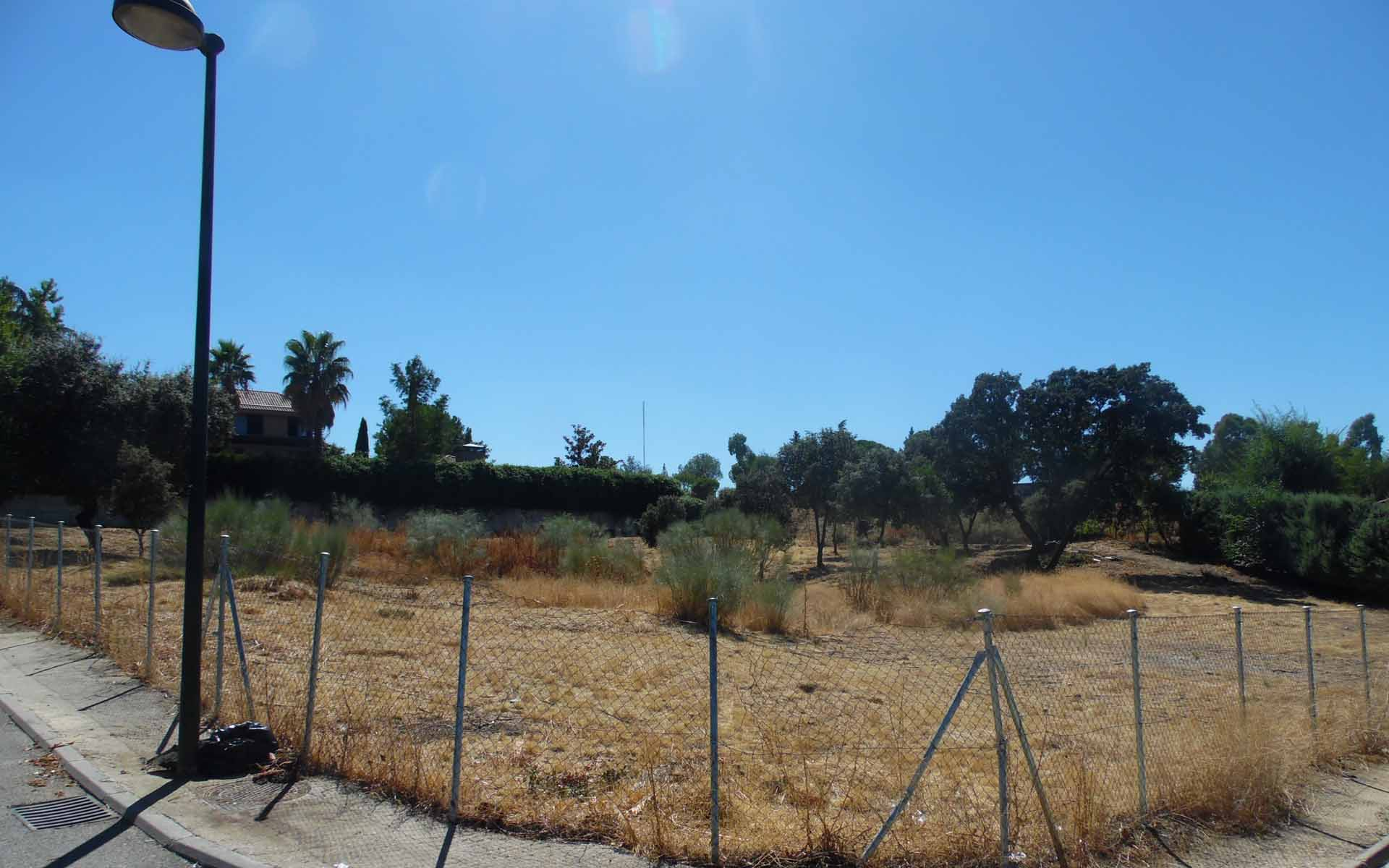 Parcela en Los Alamos de Bularas