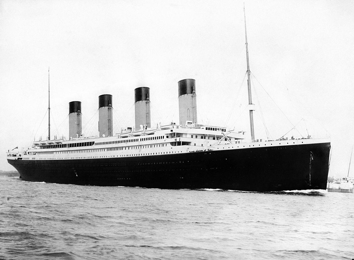 Exposición del Titanic